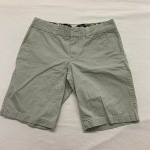 Tommy Hilfiger Women's Chino shorts Size 8 Beige